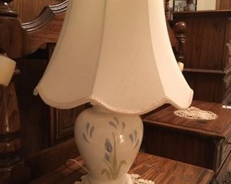 Lamps (two matching)
