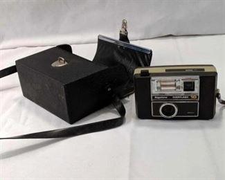 Vintage Camera Keystone Everflash