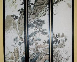 Asian panel screen