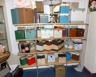 Vintage Record Cases