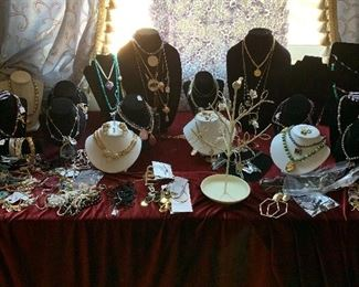 More hand made jewelry