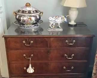 One of a pair of chests, priced separately