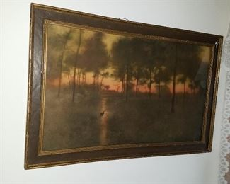 """""""Call of the Heron"""" in period frame"""
