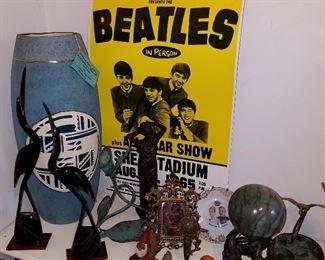 A 1965 Original Beatles Poster.....