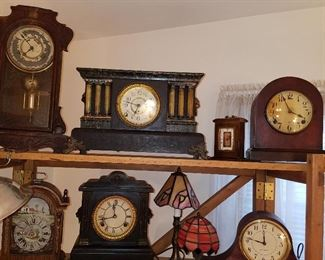 Clocks...most in need of TLC