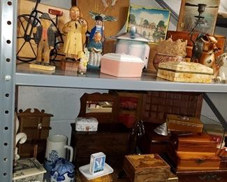 Wood and other decorative items