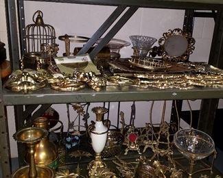 Metal decorative items