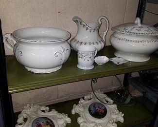 Chamber ceramics, plaques