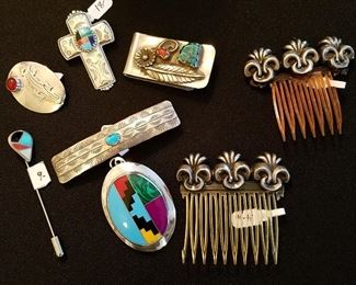 Native American Sterling