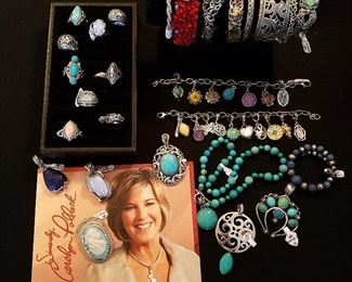 Carolyn Pollack sterling jewelry