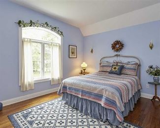blue bedroom hopewell