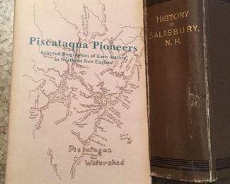 Sample Genealogical Specific Books