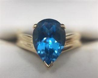 London Blue Topaz Ring https://ctbids.com/#!/description/share/274646