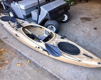 RIOT single person kayak