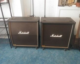 Marshall professional speakers