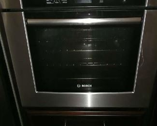 "Bosch 30"" Electric Oven, $475.00."