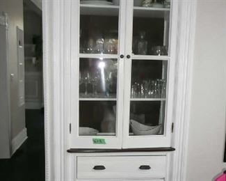 "Built in Hutch 36"" X 96"", $85.00."