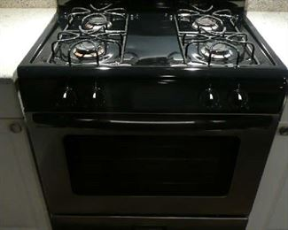 "Amana 30"" Gas Range Model: AGR4422VDS0 $245.00."