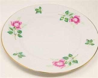 4. Eleven 11 Royal Coburg Rosalia China Plates