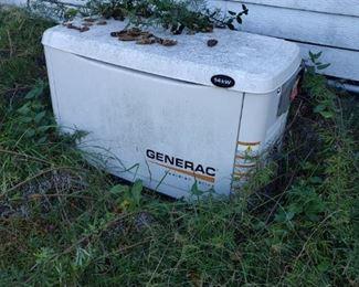 003 Generac Automatic Standby Generator 14kw