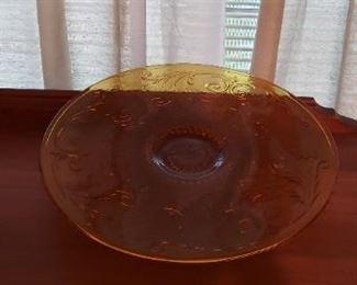 Tiara cake plate