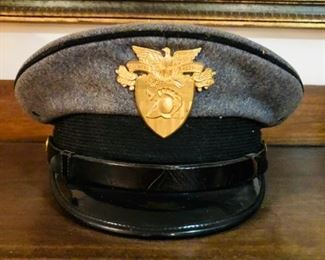 Military academy hat
