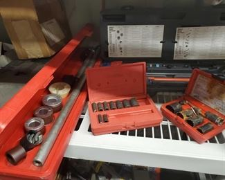 4525: Hole Saw Kit, Drill Bits, Sockets, Master Disconnect Kit and More Hole Saw Kit, Drill Bits, Sockets, Master Disconnect Kit and More