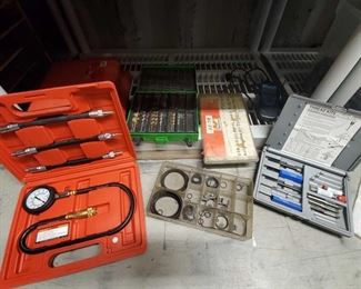 4527:  Thread Kits, Diognostic Tool, Drill Bits, and Cutting Tools Thread Kits, Diognostic Tool, Drill Bits, and Cutting Tools
