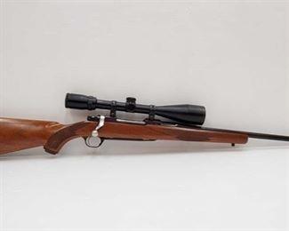 """420: Ruger M77 Mark II 7mm Rem Mag Bolt Action Rifle with Bushnell Scope Serial Number: 787-93342 Barrel Length: 24"""""""