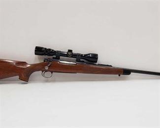 """425: Remington Model 700 7mm Rem Mag Bolt Action Rifle with Bushnell Scope Serial Number: 6377672 Barrel Length: 24"""""""