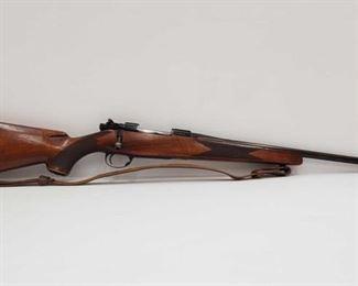 """430: Sako L57 .243 cal Bolt Action Rifle Serial Number: 2697 Barrel Length: 23"""""""