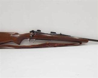 """435:"""" Winchester Model 70 Featherweight .270 Win Bolt Action Rifle Serial Number: 347985 Barrel Length: 22"""""""
