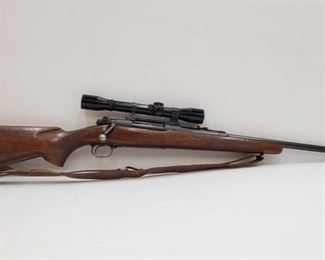 440: Winchester Model 70 30-06 Bolt Action Rifle with Bushnell Scope