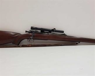 """445: Springfield Armory 1903 7mm Bolt Action Rifle with Scope Serial Number: 1358839 Barrel Length: 21"""""""