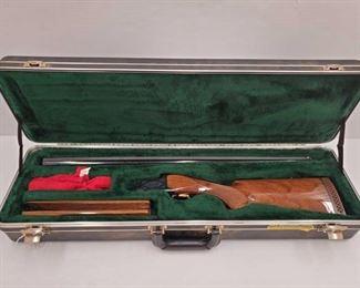 "507:  Browning Citori 12ga Pump Action Shotgun with Case Serial number: 05320 Barrel Length: 28"""
