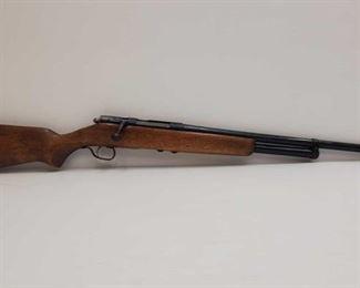 "525: Sears and Roebuck Ranger 105-20 Bolt Action 16ga Shotgun Serial Number: N/A Barrel Length: 18"""