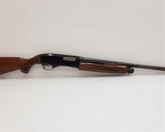 "540: Winchester Model 1200 12ga Shotgun Serial Model: 119668 Barrel Length: 28"""