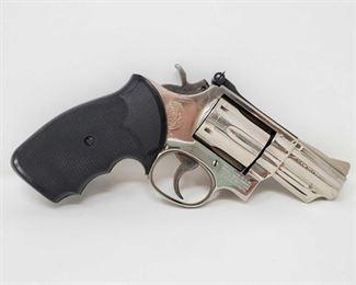 "730: Smith & Wesson 19-4 .357 Mag Revolver Serial Number 70905 Barrel Length: 2.5"""