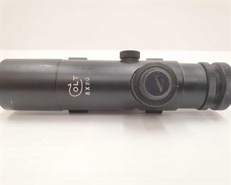 """857: Leupold Ultimate Slam Scope 2-7x33mm Measures approx 11"""" Marked 257313X"""