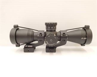 859: Nikon P-223 Scope 3x32 Model JA624570