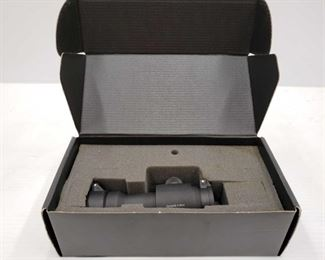 845: 845: Aimpoint Comp M2 4 MOA Sight with Box Serial Number: 10335 #978333