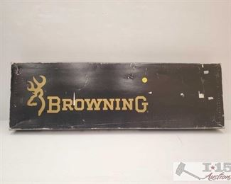 896:  Browning Citori Gander Mountain Superlight Shotgun Box Browning Citori Shotgun Box