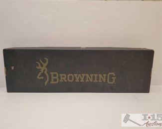 897: Browning Citori Lightning Field Shotgun Box Browning Citori Lightning Field Shotgun Box