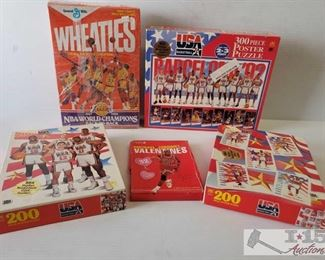 #4592 • Wheaties Cereal Box Lakers Tribute 1988 and more!