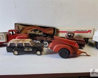 #4611 • Vintage Toy Cars Tonka, Buddy L, Nylint, and  more