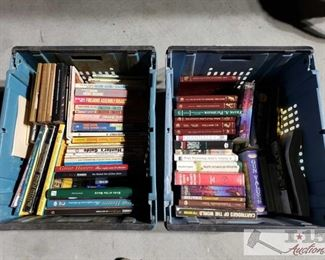 #4700 • Approx 50 Books Related To Guns, Ammo, and Western