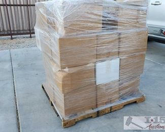 #6000 • Pallet with Approx 31 Boxes of Assorted Books