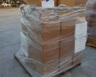 #6002 • Pallet with Approx 27 Boxes Of Assorted Books