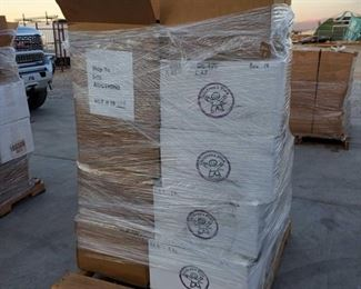 #6003 • Pallet of Approx 25 Boxes of Assorted Books