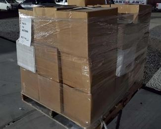 #6010 • Pallet with Approx 25 Boxes of Assorted Books